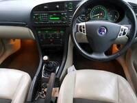 Saab 9-3 1.9 TiD Vector Sportwith AIR CON PARKING SENSORS 12 MONTHS MOT FSH