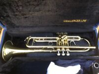 B&S Challenger II trumpet - 3137/2 LR - Perfect working order