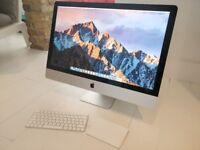 "iMac 27"" 5K Retina Late-2015 / 3.2GHz Quad-Core / 1TB Fusion / 32GB RAM / M390"