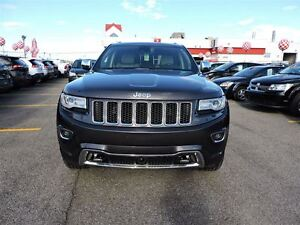 2015 Jeep Grand Cherokee OVERLAND, CRUISE ADAPTATIF, TOIT PANO,  West Island Greater Montréal image 2