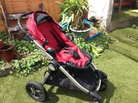 Double/single City Jogger Select Buggy