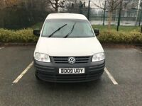 For sale vw caddy 2009