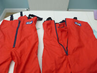 """Gill - Sailing """"oilies"""" trousers - Hardly used"""
