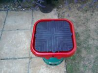 Reduced price BBQ camping Calor Grill 2 go