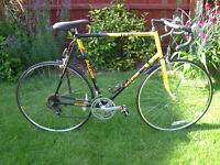 RALEIGH TEAM BANANA RETRO RACER ONE OF MANY QUALITY BICYCLES FOR SALE