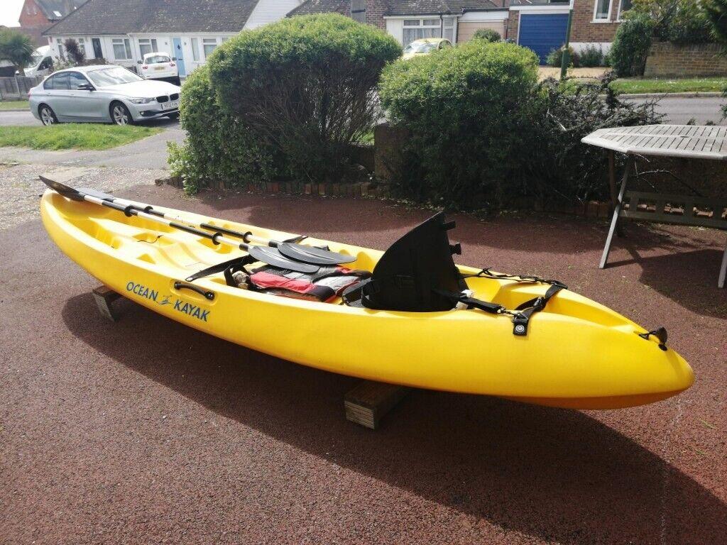 Ocean Kayak Malibu Two Tandem Sit on Kayak Package   in Lancing, West  Sussex   Gumtree