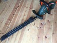 Black & Deckers hedge trimmer