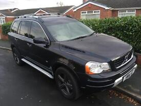 Volvo XC90 2.4 D. 2010 R Design Sport Spec. Must be sold this week!!