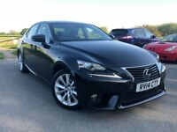 Lexus IS 300 Hybrid 2.5 Luxuy E-CVT 4dr