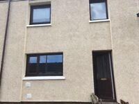 Three bedroom mid terrace house for rent in peterhead £675 pcm & £675 deposit