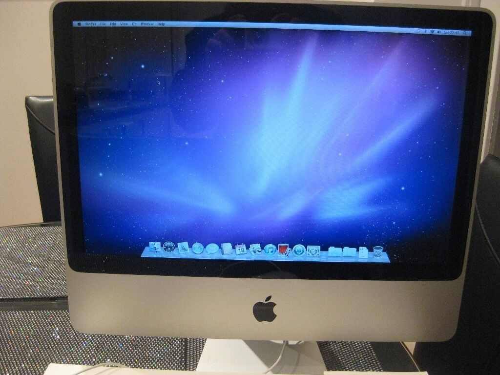 iMac desktop computerMUST SEEEXCELLENT CONDITIONin Saltcoats, North AyrshireGumtree - iMac desktop computer I am selling an iMac which is in excellent condition, with the only reason for sale that my wife now prefers to use her Macbook. There are several upgrades to the computer from the original factory version, and they are as...