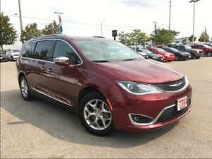 2017 Chrysler Pacifica LIMITED**ADAPTIVE CRUISE CONTROL**