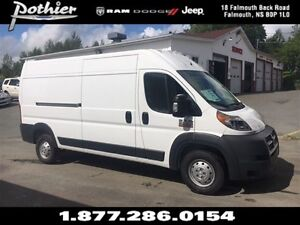 2017 Ram ProMaster 2500 High Roof 159 in. WB | CLOTH | UCONNECT