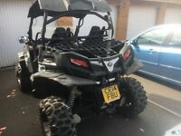 Cf- moto z8 quadzilla side by side road legal buggy