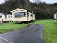 Cheap static caravan in Tenby !