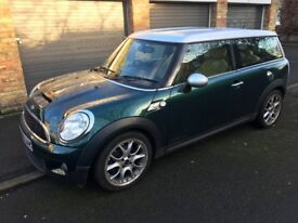 Mini Clubman S (turbo) 175BHP, full cream leather, HSH