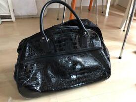 Black smart looking bag