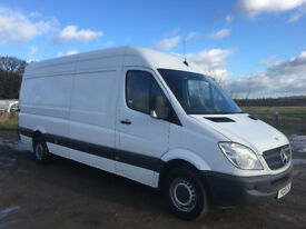 MERCEDES SPRINTER 313 CDI 2013 - EURO5 - 6 SPEED - LWB - EXCELLENT CONDITION - NO VAT!!!!!!!!!!