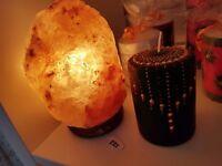 Himalayan Salt Rock Crystal Gifts