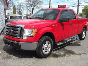 2010 Ford F-150 XLT EXT 4X4 Supercab