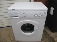 Washing Machine, 1200 spin 6 KG Hotpoint Aquarous in immaculate condition.