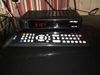 Bush 320DTR - Smart Freeview+HD - 160GB HDD -- Pause+Rewind Live TV - (BBC iPlayer, YT)