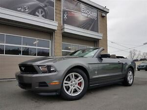 2011 Ford Mustang V6, Décapotable, Auto, 70412km