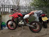 Ghost 250cc