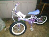 Children's bike 4-5 year old