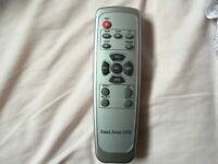 Remote control DVR
