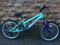 "New Falcon Jade Girls Mountain Bike 20"" RRP £229"
