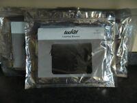 "Tech21 Laptop Cases Sleeves/Skins 16"" Black Job Lot x 6 NEW"