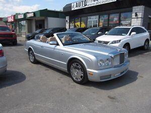 2009 Bentley Azure Convertible. ONE OWNER.