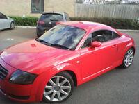 Audii TT Quattro 1.8 Turbo 180BHP