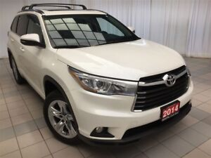 2014 Toyota Highlander Limited ** Just 44,770 km !