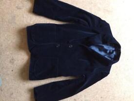 2x Velvet jackets £10 each