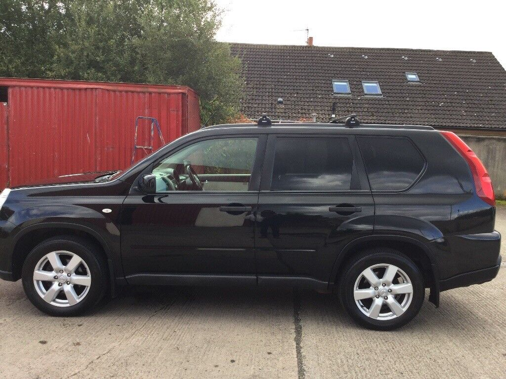 """08 NISSAN X-TRAIL 2.0 DCI SPORT """"NEW MODEL""""P/EX WELCOME"""
