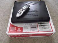 Bush BTU500DTR 500GB Twin Tuner Digital Freeview TV Recorder