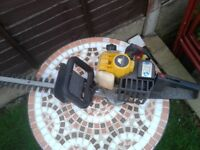 Mculloch hedge trimmer for sale