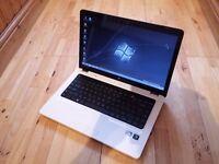Hp Laptop 15.6 screen hdmi, webcam, dvd drive , wifi. windows 7. good battery