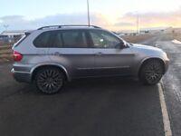 BMW X5 7 seater swap