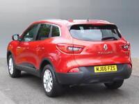 Renault KADJAR DYNAMIQUE NAV DCI (red) 2017-01-19