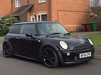 "2004 Mini Cooper 1.6..Low miles 74k..Factory aero bodykit.. 17"" Alloys..FSH"