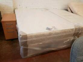Excelsior orthopaedic double bed