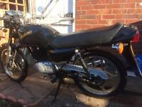 Suzuki GS 125 s reg 98 m.o.t August 15th