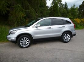 """2010 HONDA CRV """"Excellent, reliable, well cared for and much loved quality 4x4 family car."""""""