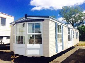Double glazed heated caravan FREE UK DELIVERY