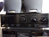 Kenwood 3020 stereo amplifier