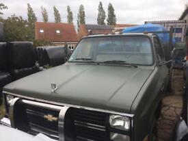 Chevy GMC K 30 21,000 miles One owner 6.2 diesel
