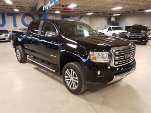 2016 GMC Canyon SLT, Leather, Remote Start, Bluetooth, USB, NAV